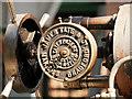 SJ8397 : Firgrove Mill Engine (detail) by David Dixon
