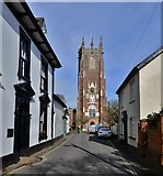 ST0207 : Cullompton: St. Andrew's Church by Michael Garlick