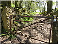 SO9539 : Well Gate, Bredon Hill by Jeff Gogarty