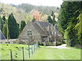SO9440 : Woollas Hall Coach House, Bredon Hill by Jeff Gogarty