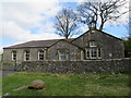 SD8265 : Langcliffe former village school by John S Turner