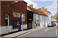 SP8743 : Union Street, Newport Pagnell by Stephen McKay