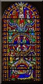 SK7053 : Window s.24, Southwell Minster by Julian P Guffogg