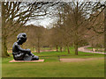 SE2812 : Yorkshire Sculpture Park, Better Knowing by David Dixon