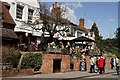 SP2054 : The Black Swan, Stratford-Upon-Avon by Peter Trimming