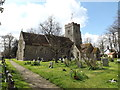 TM1551 : St.Peter's Church, Henley by Adrian Cable