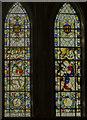 SK7053 : Window n.4 Southwell Minster by Julian P Guffogg