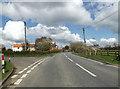 TM1553 : Main Road, Hemingstone by Adrian Cable