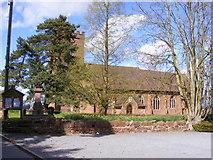 SO8483 : Church View by Gordon Griffiths
