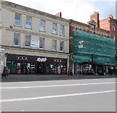 SO8318 : Kaspa's Desserts, Lister House, Station Road, Gloucester by Jaggery