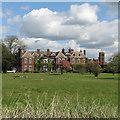 TL4454 : Trumpington: Anstey Hall by John Sutton