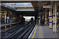 TQ1979 : Acton Town Underground Station by Ian Taylor