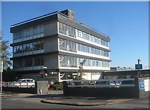 SU6252 : Macmillan offices - Brunel Road by Given Up