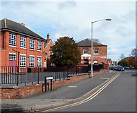 SK7519 : Chapel Street, Melton Mowbray, Leics. by David Hallam-Jones