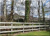 J3532 : Buildings at the Barbican Farm, Bryansford by Eric Jones