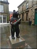 NT7853 : Private Wojtek 'The Soldier Bear' by James Denham