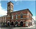 SO3164 : Presteigne Market Hall by Alan Murray-Rust