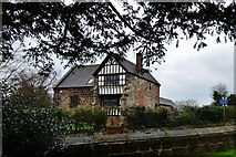 SK3739 : Breadsall Old Hall by Michael Garlick