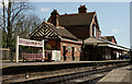 TQ4023 : Sheffield Park Railway Station by Peter Trimming