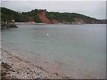 SX9265 : View to Oddicombe Beach by Philip Halling