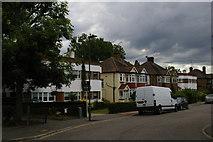 TQ3870 : Ravensmead Road by Christopher Hilton