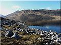 NG9800 : Western Loch Quoich by Richard Law