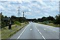 SK8355 : Eastbound on the A17 near to Coddington by David Dixon