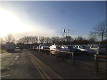 SJ9300 : Hospital Parking by Gordon Griffiths