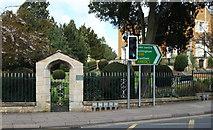 SK7519 : Wilton Road, Melton Mowbray, Leics. by David Hallam-Jones