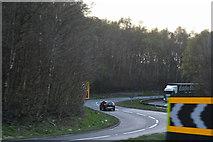 SJ8441 : Borough of Stafford : The M6 Motorway Junction 15 by Lewis Clarke