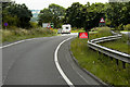 SK8753 : A17 Dual Carriageway Section near to Beckingham by David Dixon
