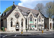 TQ2784 : Seventh Day Adventist Church, Haverstock Hill by Julian Osley