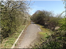 TL1814 : Footpath to Ayot Green Way by Geographer