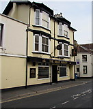 SX9473 : The Brass Monkey, Teignmouth by Jaggery