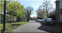 TQ1070 : Park Road - Sunbury by James Emmans