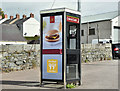 J3652 : Telephone box, Ballynahinch (May 2016) by Albert Bridge