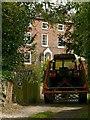 SO5874 : Hope Court Farm House by Alan Murray-Rust