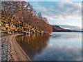 NH6328 : Loch Ruthven by valenta