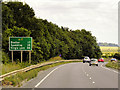 TF0847 : Eastbound A17 near to Sleaford by David Dixon