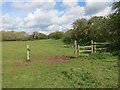 SP2853 : A muddy non-gateway by Des Blenkinsopp