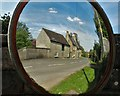 SK5473 : Holbeck Village Reflection by Neil Theasby