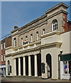 SU8604 : Former Market House, Chichester by Julian Osley