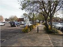 SU6351 : Southern Road car park by Sandy B