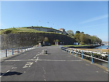 SY6878 : Nothe Fort,  Weymouth by pam fray