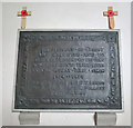 TF9919 : Worthing War Memorial, one man short by Adrian S Pye