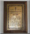 TG0829 : Thurning War Memorial by Adrian S Pye