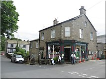 SD9772 : Kettlewell Village Store by Graham Robson