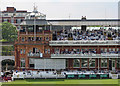 TQ2682 : Watching cricket at Lord's by John Sutton