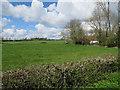 TL9794 : Field in Lower Stow Bedon by Hugh Venables