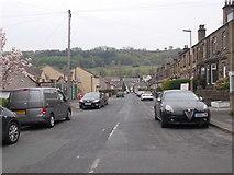 SE1115 : Western Road - Cowlersley Lane by Betty Longbottom